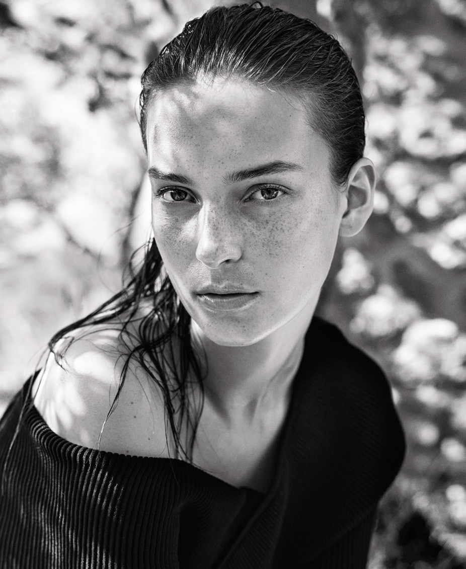 Kate Moss Hair 2017