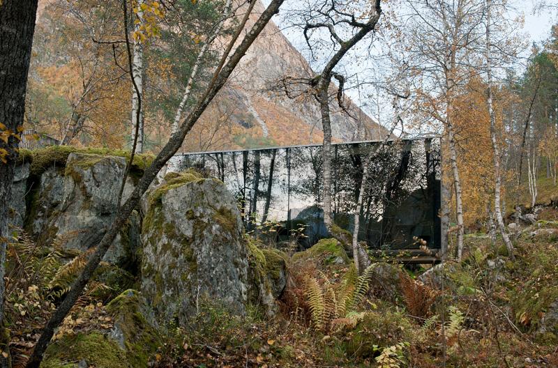 Juvet Landscape Hotel Somewhere Beyond Culture