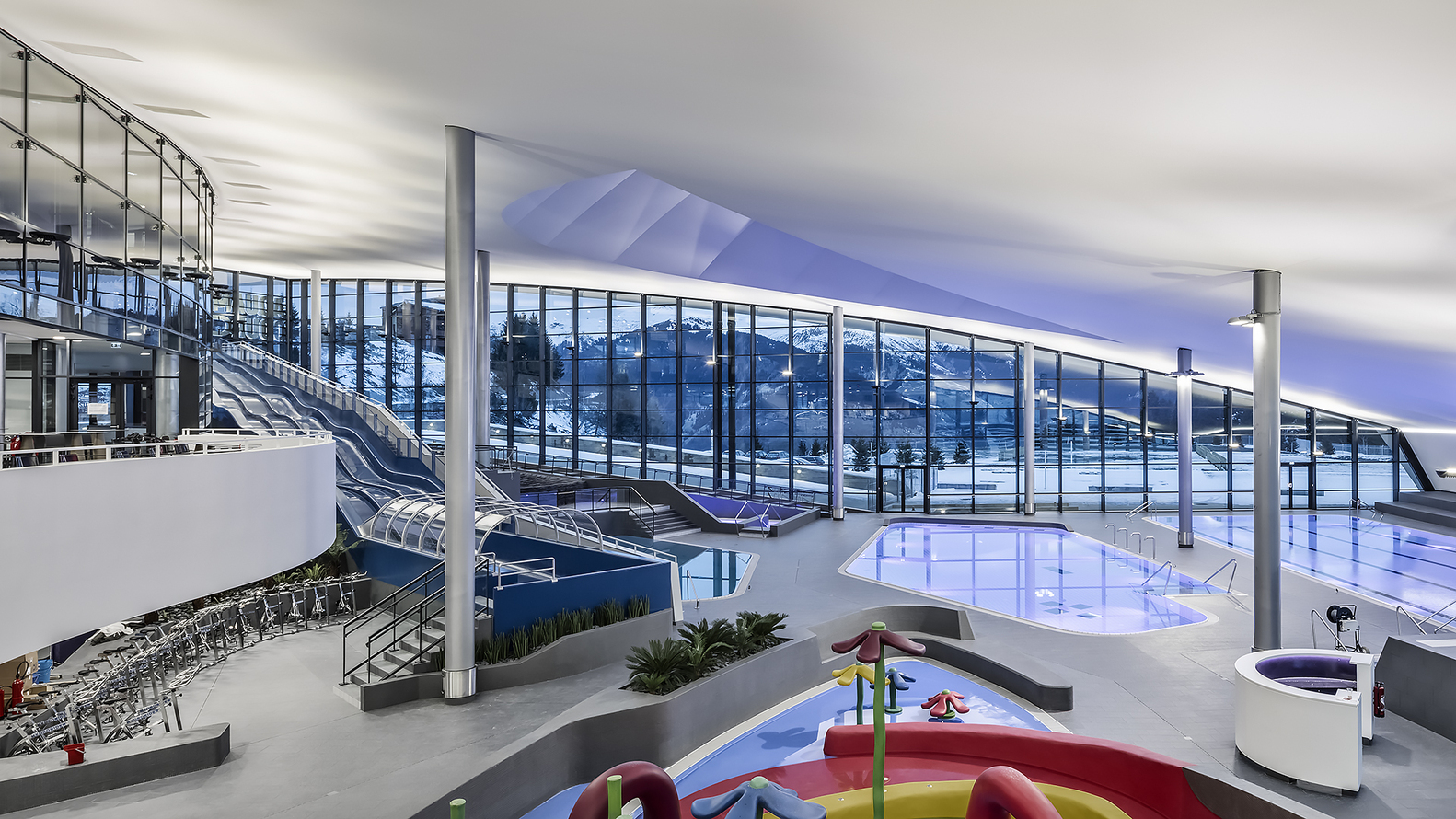 Aquamotion Courchevel By Auer Weber Somewhere Beyond