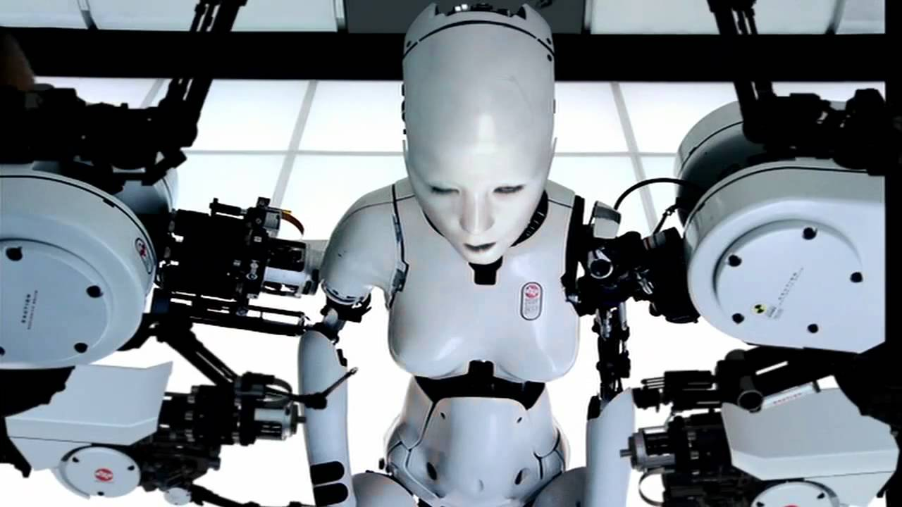 Bjork All Is Full Of Love Directed By Chris Cunningham